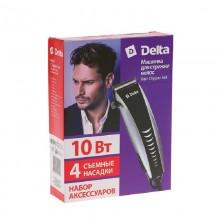 Машинка д/стрижки волос Delta 10Вт арт.DL-4013