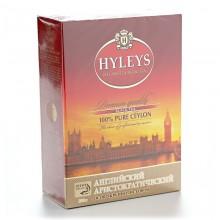 Чай черный Hyleys английский аристократический 500 г в коробке /10