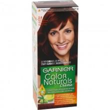 Краска д/волос Garnier color naturals № 2.6 красная ночь