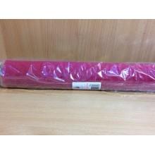 Бумага-креп 50см х2,5м вишневый арт.586,583,582