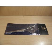 Ножницы для стрижки 160мм с упором ручки металл A.X.Professional в пластиковом конверте