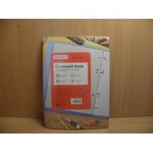 Блок сменный для тетрадей А5 80л. клетка . . белый OfficeSpace