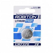 Батарейка 1шт. Robiton lithium profi CR2016 3V