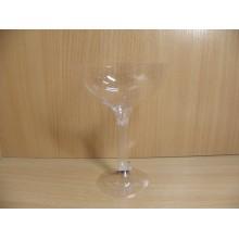 Бокал-креманка . 0,16л прозрачная ПС одноразовый съемная ножка арт.1016 (100)