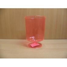 Бокал для вина 0,2л красный ПС одноразовый Кристалл арт.1003 (10/540)