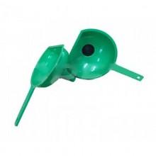 Воронка d 145мм пластик со съемным фильтром и ручкой 22,5см арт.E-494