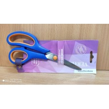 Ножницы канцелярские 195мм Vertex . на блистере арт.488-007