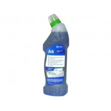 Средство для глубокой чистки туалетов Grass A6 (арт.125265) гель 750 мл бутылка пластик