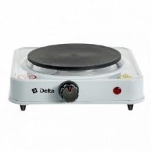 Электроплита 1 комфорка Delta 1000Вт арт.D-704 Фаворит
