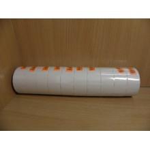 Ценники для этикет-пистолета рулон бумага 26х16 800шт. волна (10) в ассортименте