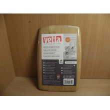 Доска разделочная бамбук бочонок без ручки 230х150мм Vetta арт.851-133
