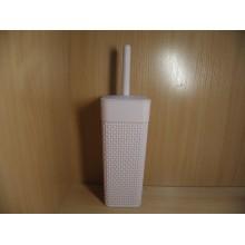 Ёрш унитазный Oslo лиловый подставка пластик ручка пластик длинная арт.РТ1356ЛЛВ ДомПластика