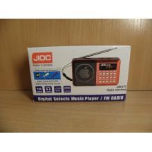 Радиоприемник Jioc c USB .