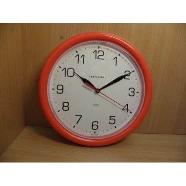 Часы настенные кварц Тройка круглые арт.21230213 Часпром