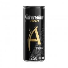 Напиток Adrenaline rush 0,25л в банке металл /12