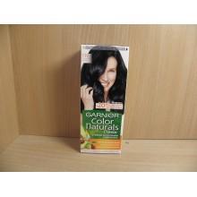 Краска для волос Garnier color naturals № 1.10 Холодный черный