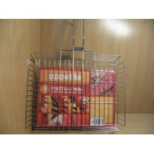Решетка для барбекю форма объёмная Appetite 30,5х24см арт.BJ2106 Нечаев